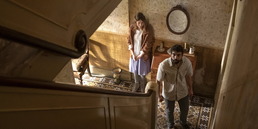 Amulet (2020) Movie English Full Movie Watch Online Free