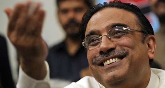 Zardari assets reference: court adjourns hearing to May 13 | Pakistan Today