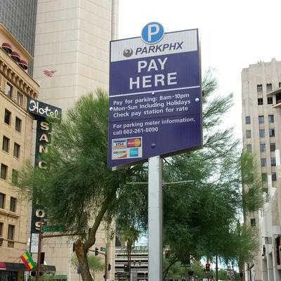 ASU students upset with extended downtown Phoenix parking meter hours - Phoenix Business Journal