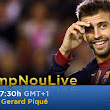 Digital hangout with Gerard Piqué | FC Barcelona