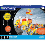 Alta Discovery Kids Flex Tech Flexible 3D 5-in-1 Building Material with 148 Pieces