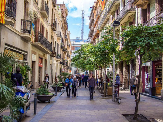 The World's 12 Most Walkable Cities