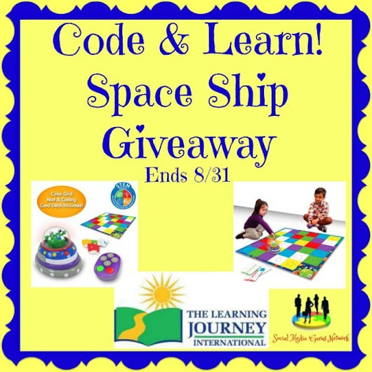 Code & Learn! Space Ship Giveaway | Heartbeats~ Soul Stains