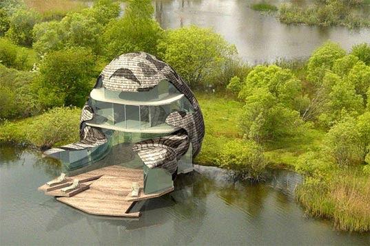 Sustainable Luxury Eco-Estate in UK – $14.2 million Orchid House ...