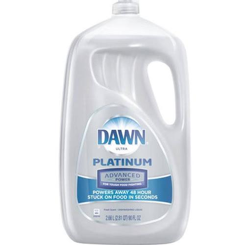 Dawn Platinum Advanced Power Dish Soap - 90 oz bottle