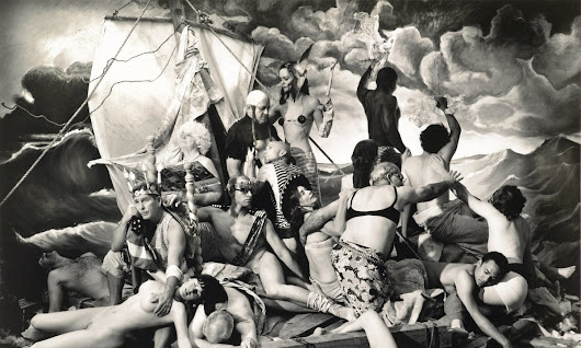 Joel-Peter Witkin's best photograph: George W Bush in The Raft of the Medusa | Art and design | The Guardian
