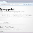 10 Awesome jQuery Print Page Plugins | Learning jQuery