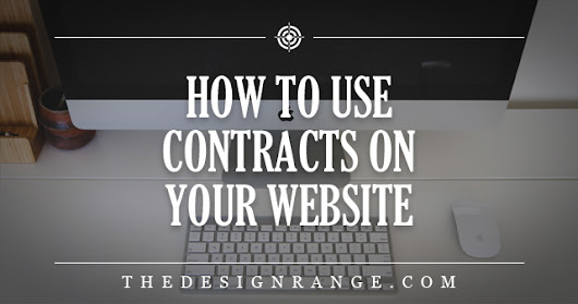 How to Use Contracts on Your Website