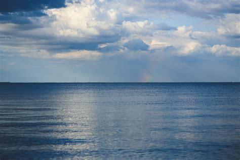 Wallpaper Baltic sea, 5k, 4k wallpaper, 8k, horizon, sky