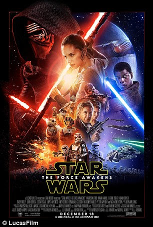 The Force Awakens has blasted its way into the record books, making more money in its first weekend than any other release in film history