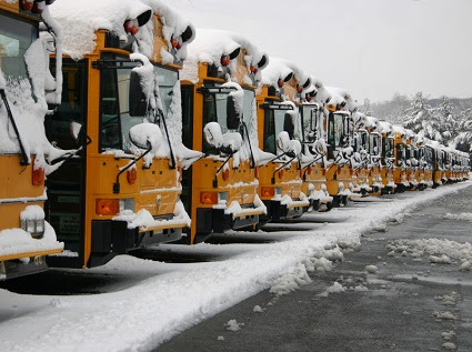 Snow Days Melt Away as Schools Warm Up to E-Learning