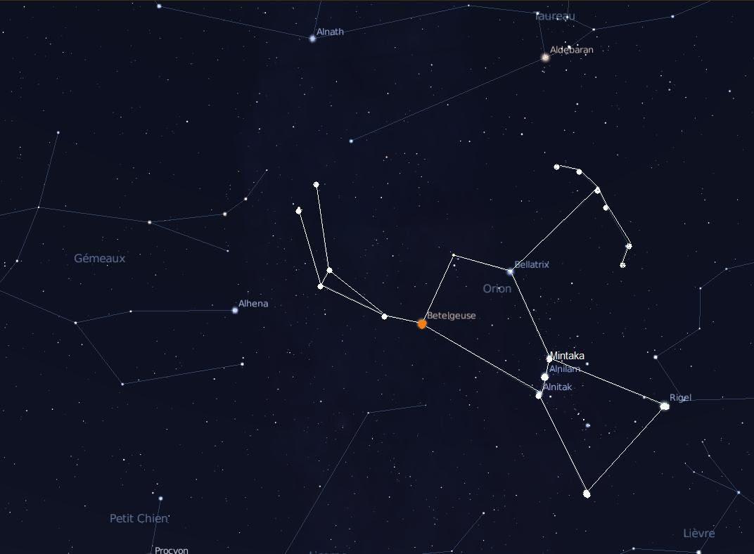 La Constellation Dorion Astroblog