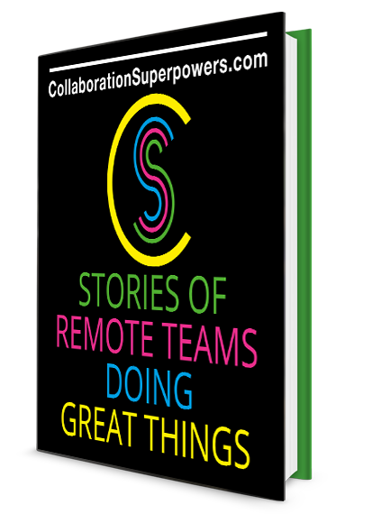 About the book - Collaboration Superpowers