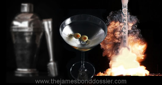 Moonraker: Food and drink from the novel | The James Bond Dossier