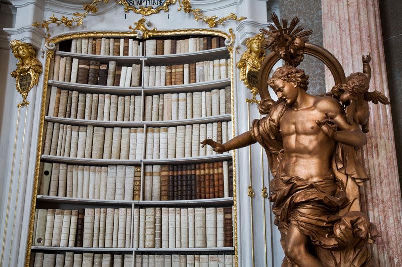 admont abbey monastery library austria (5)