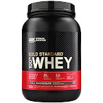 Optimum Nutrition - Gold Standard 100% Whey Protein - Double Rich Chocolate (29 Servings) - Whey Protein