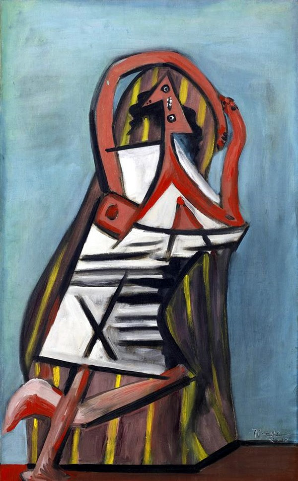 Excellent Examples Of Cubism Art Works (13)