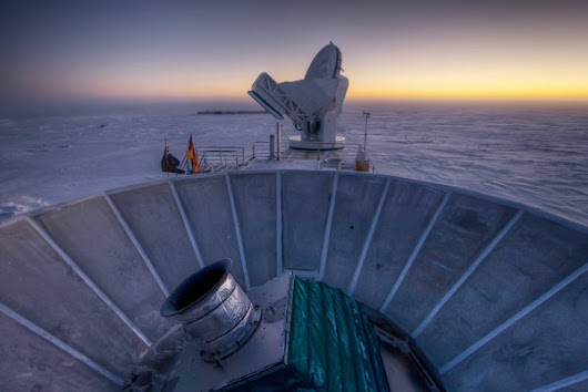 Detection of Waves in Space Buttresses Landmark Theory of Big Bang