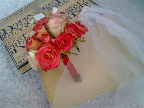 How to: Cheap and easy DIY bridal bouquet ? A Wedding Blog