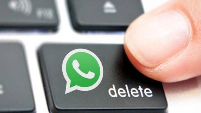 Cómo borrar mensajes de WhatsApp ya enviados con la nueva función Recall