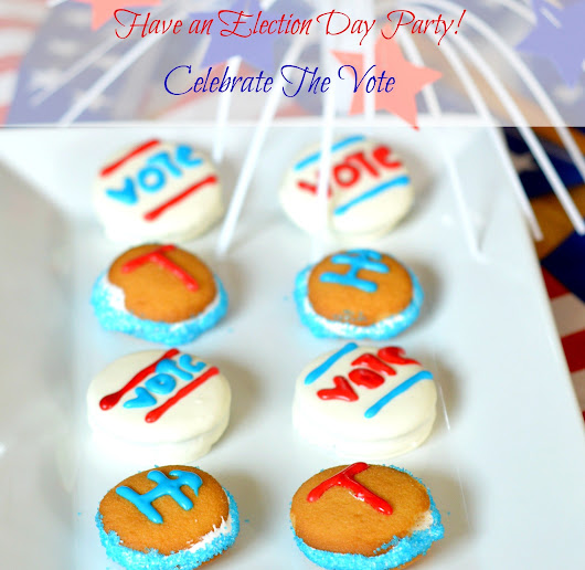 Election Day Party Ideas: Kid Friendly Ideas 4 Election Day