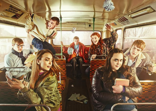 My Mad Fat Diary Series 2