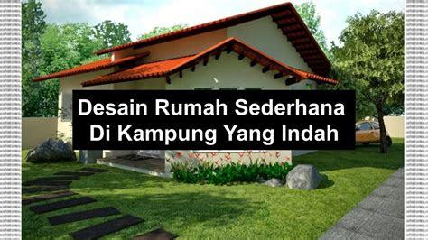 gambar teras rumah sederhana di kampung - desain rumah