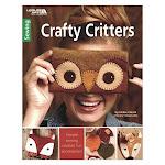 Leisure Arts Crafty Critters BK