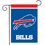 Buffalo Bills NFL Licensed Garden Flag