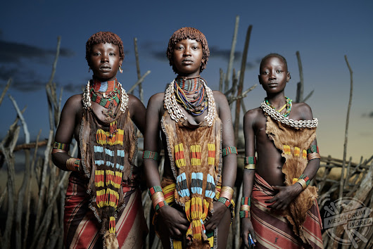 These Incredible Images Show The Unique Tribes of The World For Possibly The Last Time As They Are Disappearing | Media Drum World