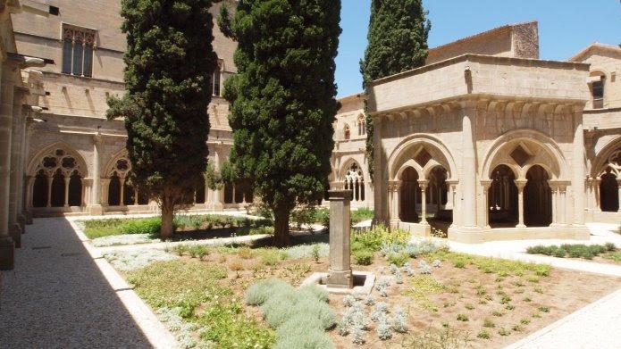 Resultado de imagen de monasterio de poblet