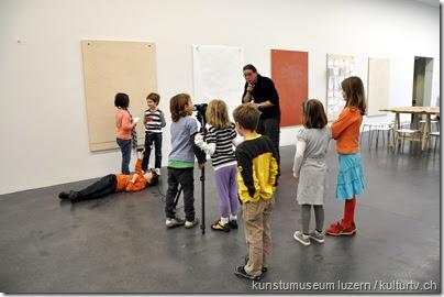 Kinderclub mit Roger Levy Projektraum 025
