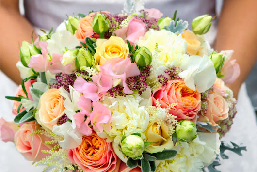 The Biggest Wedding Flower Trends of 2015 by World Famous Florist Paula Pryke