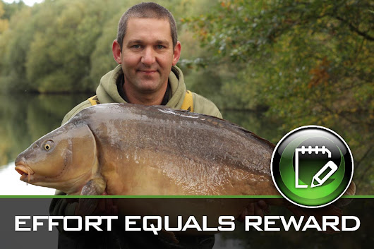 Carp Fishing - Effort Equals Reward... - Lewis Read - Gardner Tackle