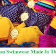 Soak Swimwear - Philippine Beach Fashion At Its Finest - Philippine Products, Business, Exports And Trade - ManilaTrade