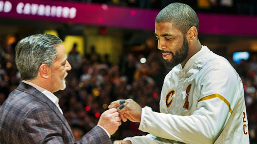 NBA- Cosa ha in serbo il futuro per Kyrie Irving e i Cavs?
