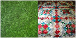 Easy St border fabric