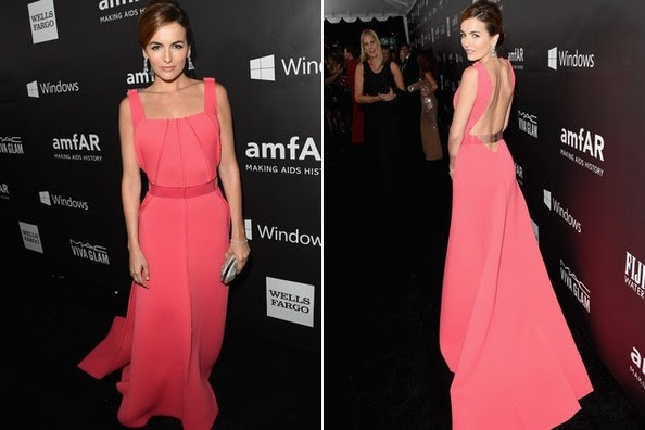 Look of the Day, October 30th: Camilla Belle's Pink Gown