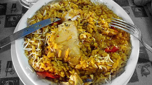 Arroz con pollo de Mac Nolos