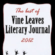The best of Vine Leaves Literary Journal 2012