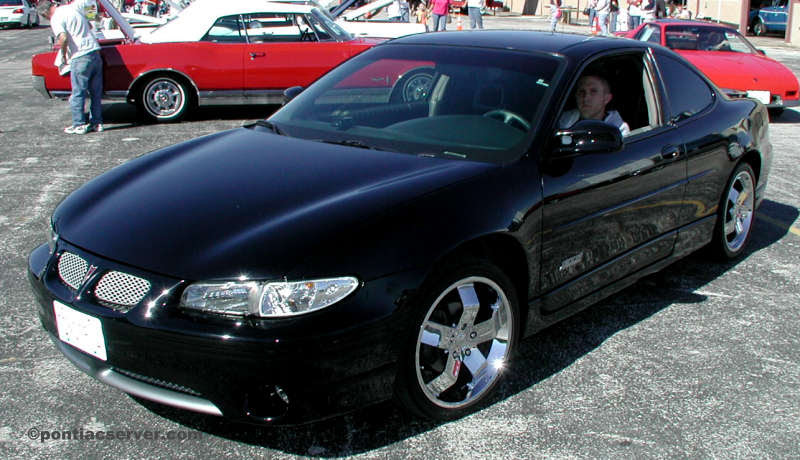 2002 pontiac grand prix gtp supercharged specs