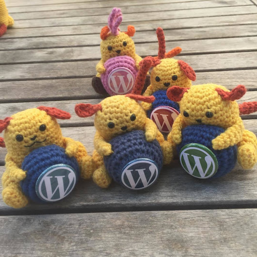 Wapuu - Photos by Remkus de Vries