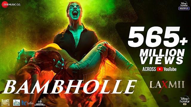 BamBholle Lyrics - Viruss ! Ullumanati ! Laxmii