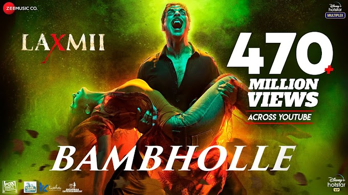 BamBholle Lyrics In English - Laxmi Movie