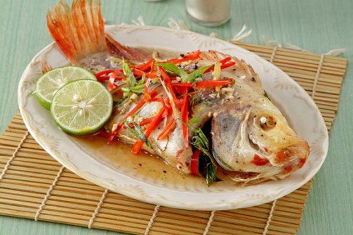 Kumpulan Resep Ikan Nila Enak Dan Bergizi Semua Halaman