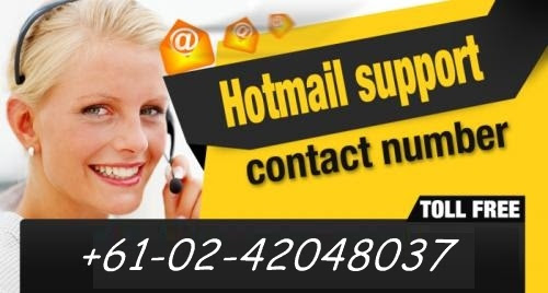 Hotmail Help Support Over The Online Chat - hotmailsupportau's diary