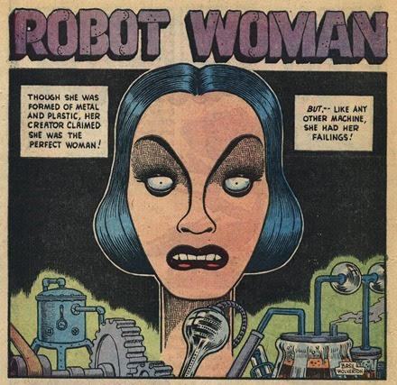 Facebook Wolverton Robot Woman Weird Mysteries 002 1_cr