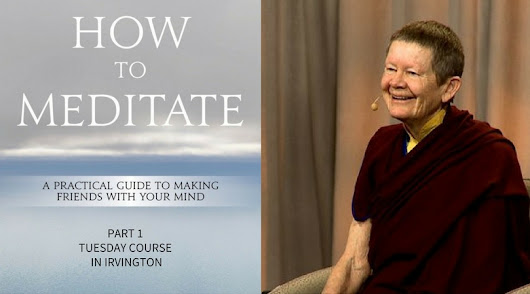 How To Meditate Course Part 1 - Irvington