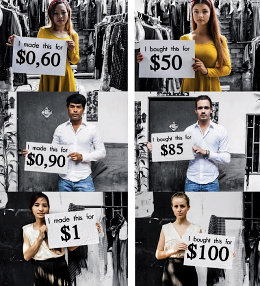 "Who's Really Paying for Our Cheap Clothes? "" EcoWatch"