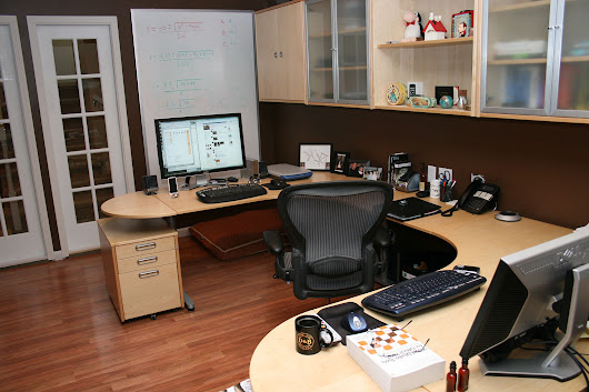 How to Set Up a Workable Home Office